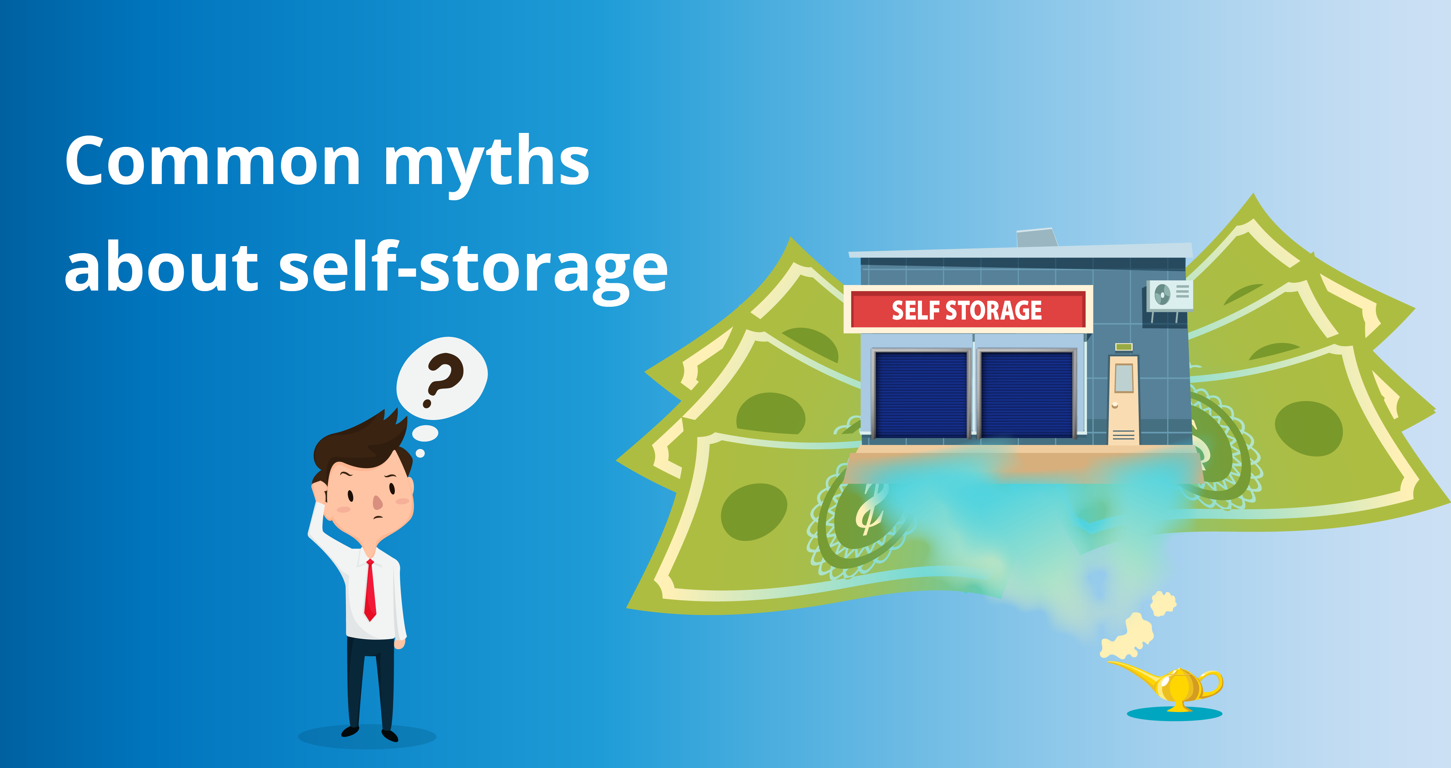 Storage Myths