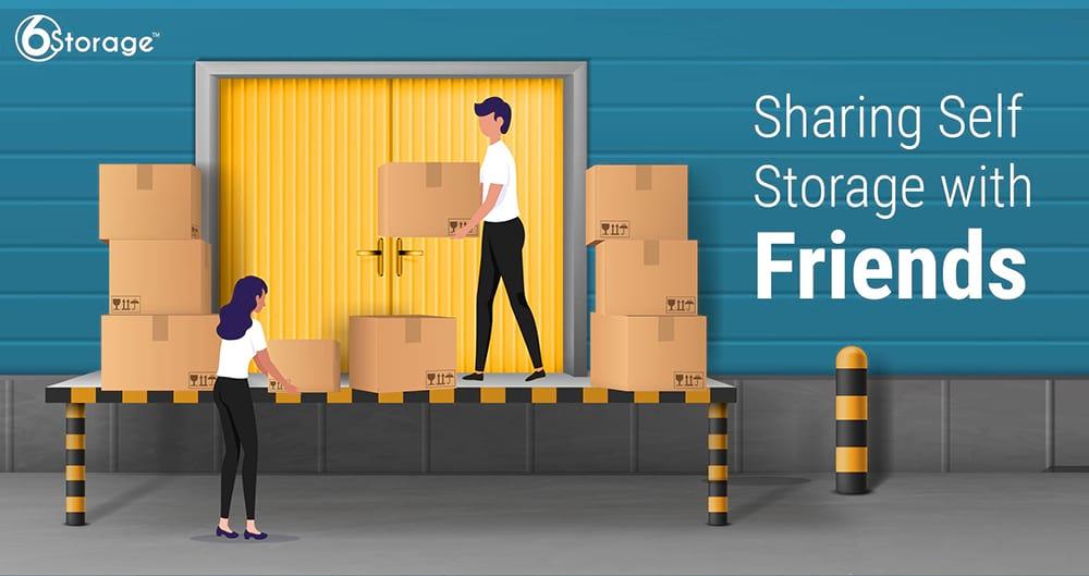 Sharing Storage