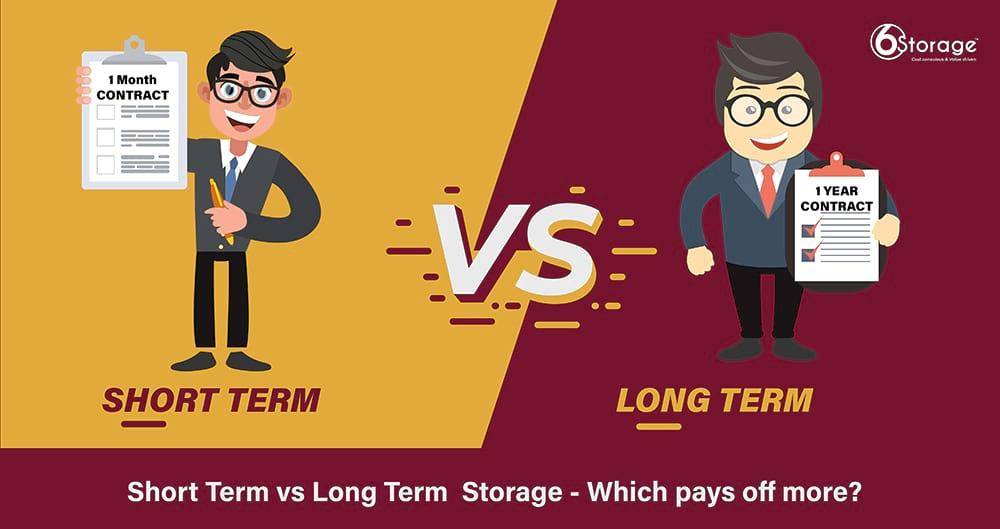 short vs long term img