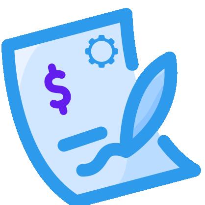 Customization of invoice